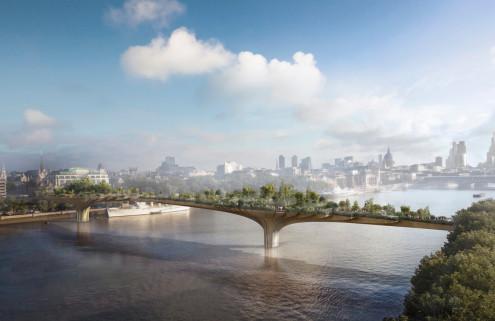 London Assembly rejects Garden Bridge plans