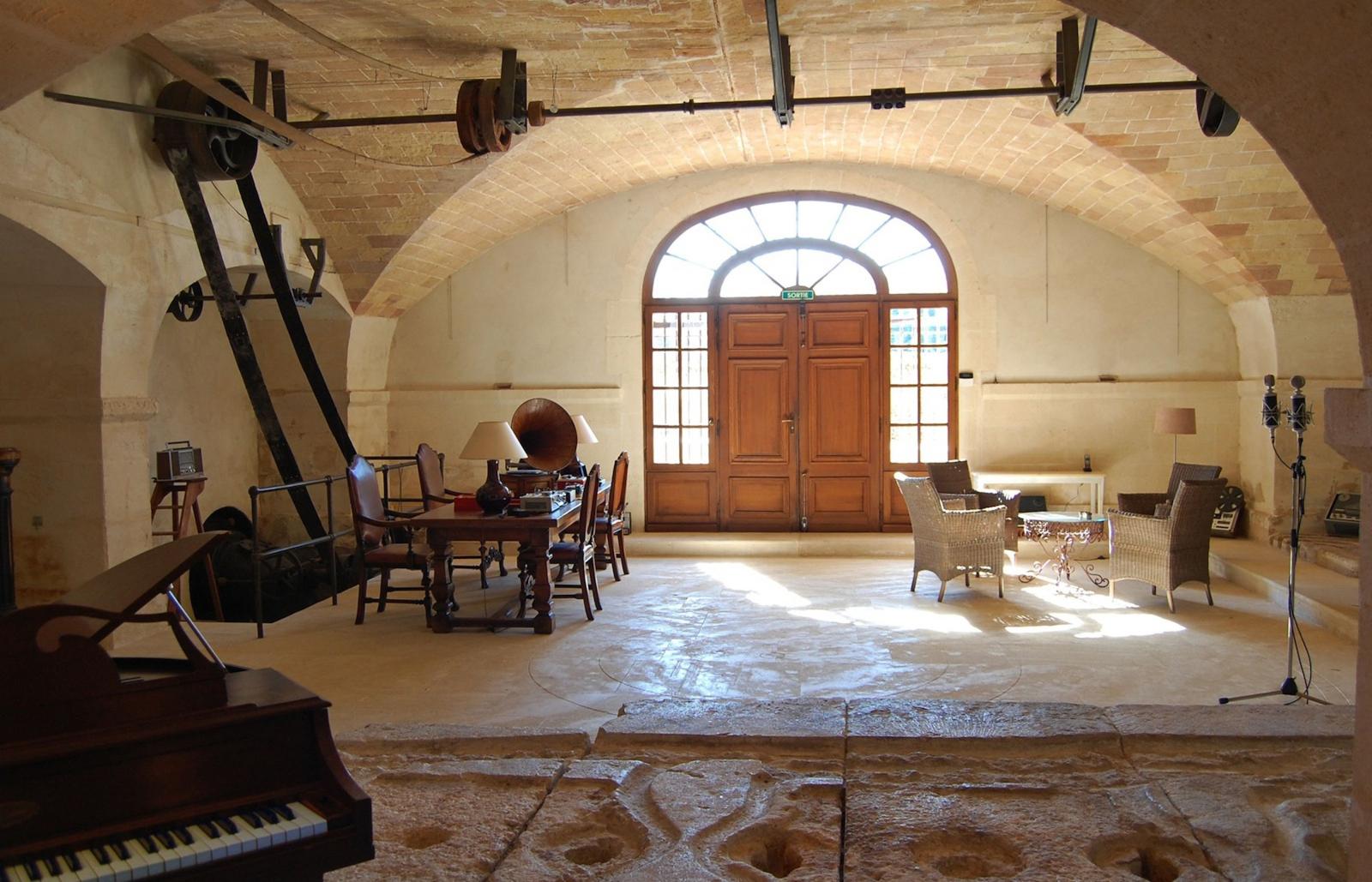 La Fabrique studio interior. Courtesy of the studio