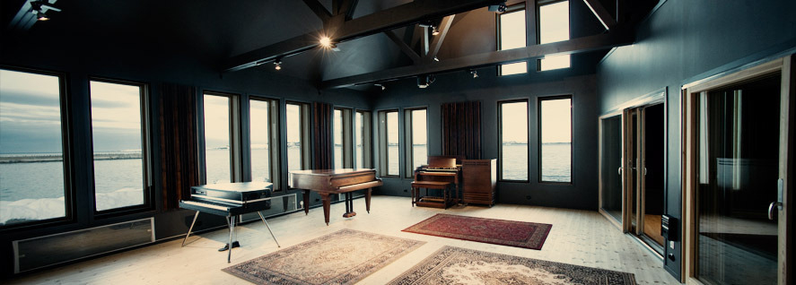 Recording Studio Ocean Image Fred