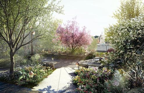 Garden Bridge: final designs revealed for the embattled London project