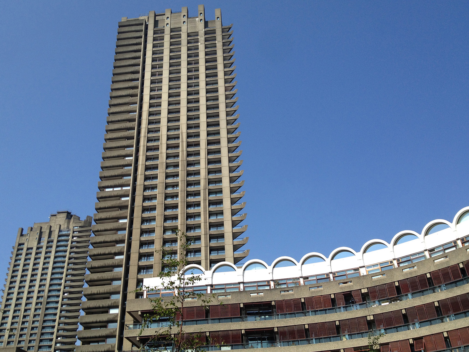 tower-block-and-terrace-block,-Barbican-Estate,-This-Brutal-House