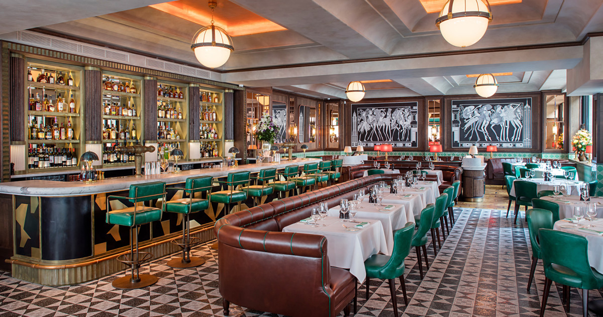 Smith Wollensky Restaurant London