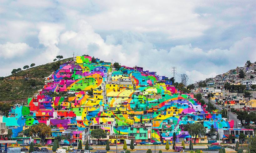Mexican hillside by Germen Crew