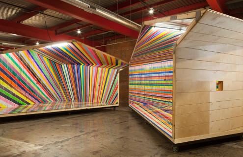 Wasserman Projects is a new creative hub in Detroit's Eastern Market