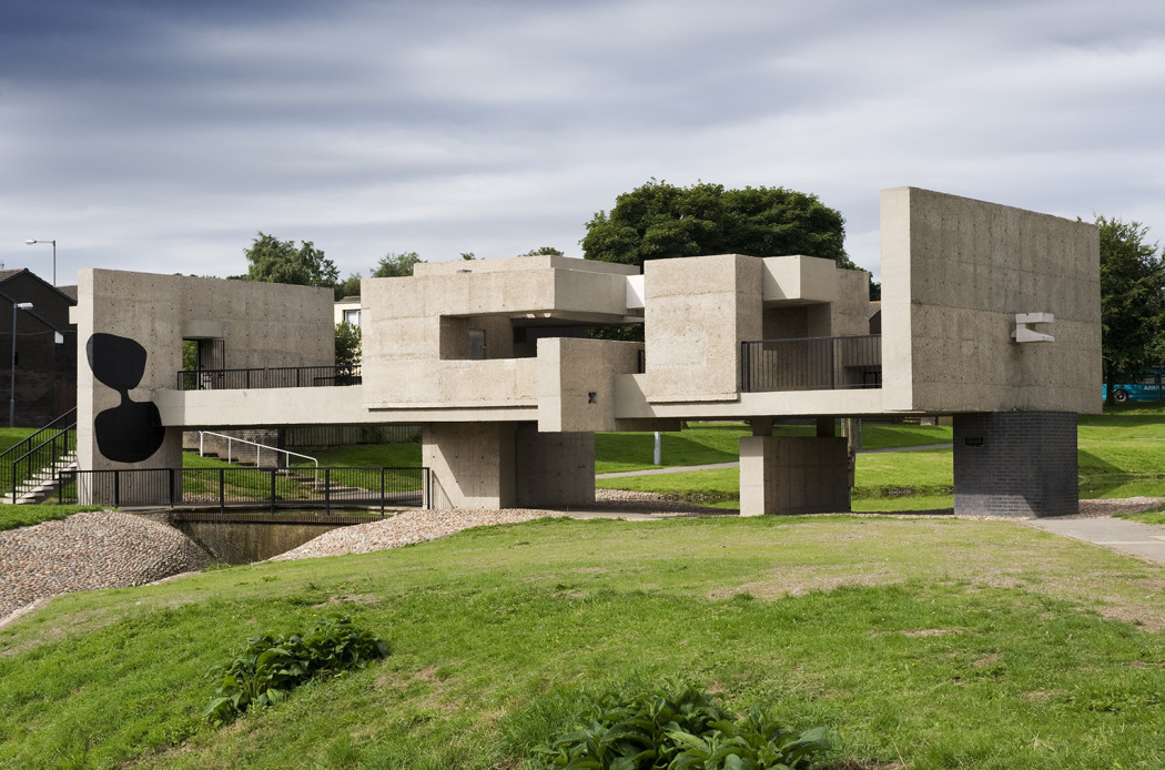 Space Hope And Brutalism A New Book Explores England S