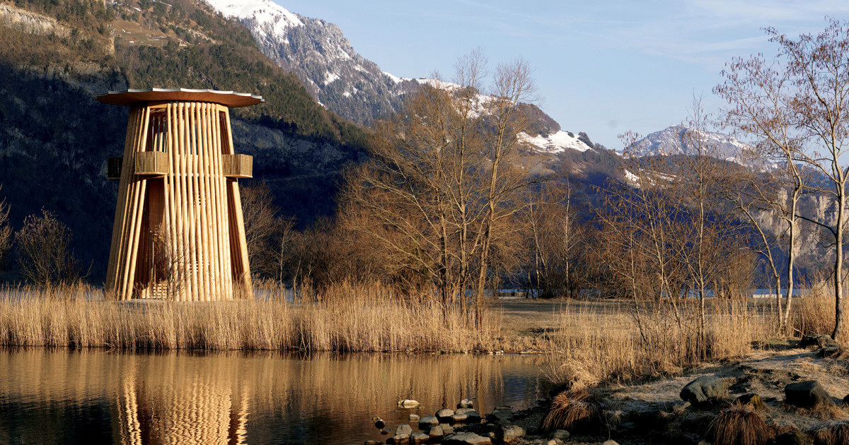 New swiss architecture a decade of architectural hits for Architecture suisse