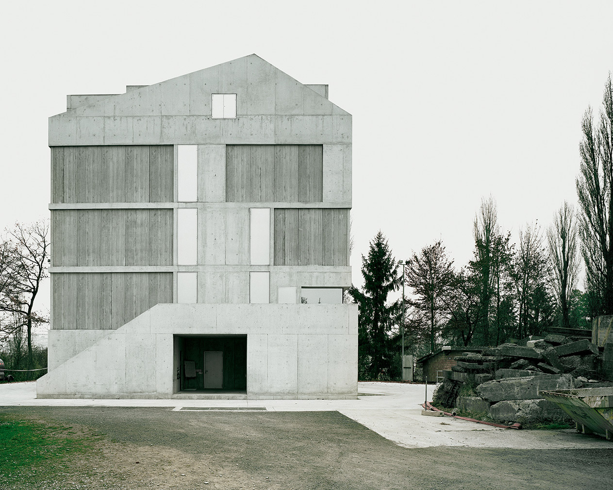 New swiss architecture a decade of architectural hits Architecture home learning courses
