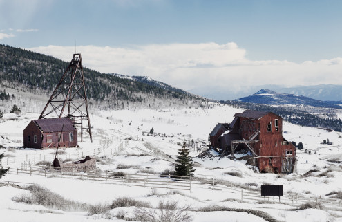 Anderson and Low photograph the City of Mines