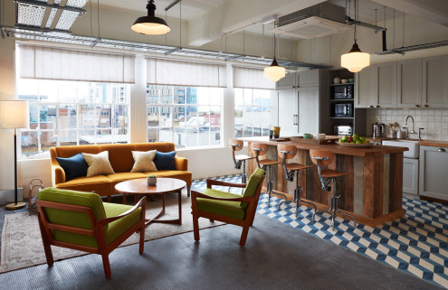 Soho House opens Soho Works: a coworking space in Shoreditch