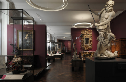 European treasures move into revamped V&A gallery space