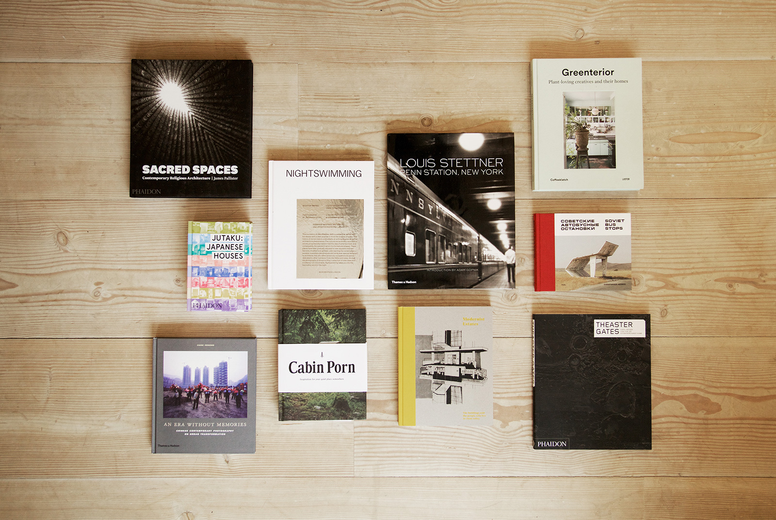 Coffee table tomes 10 books for architecture and design for Coffee table book design