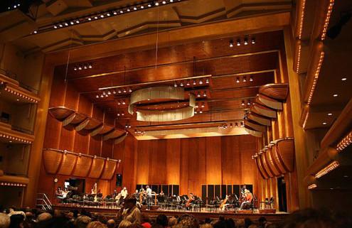 Thomas Heatherwick will redesign David Geffen Concert Hall in New York
