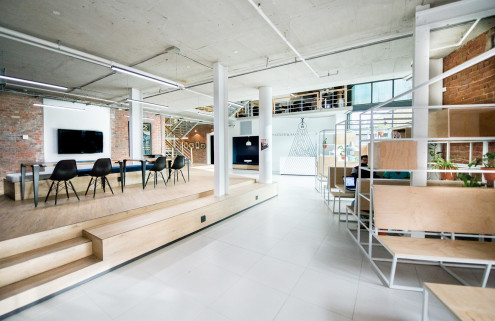 Inhouse Brand Architects overhaul Saatchi & Saatchi's Cape Town base