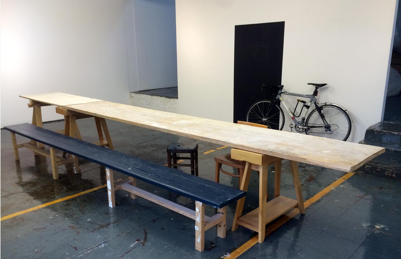 Henry Krokatsis studio space 7