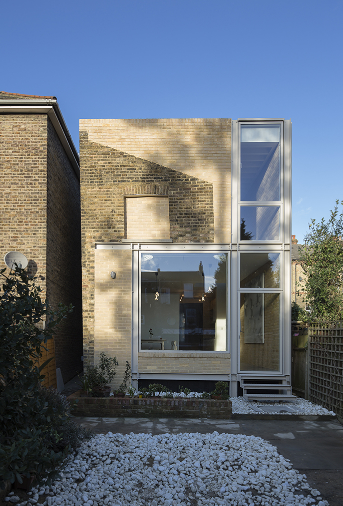 Tsuruta Architects Win London S Best New Home Extension Award The Spaces