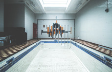 Artists turn Glasgow's Govanhill Baths into an instrument