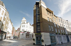 Is architect Terry Farrell's Postmodern Comyn Ching Triangle in Covent Garden worth listing?