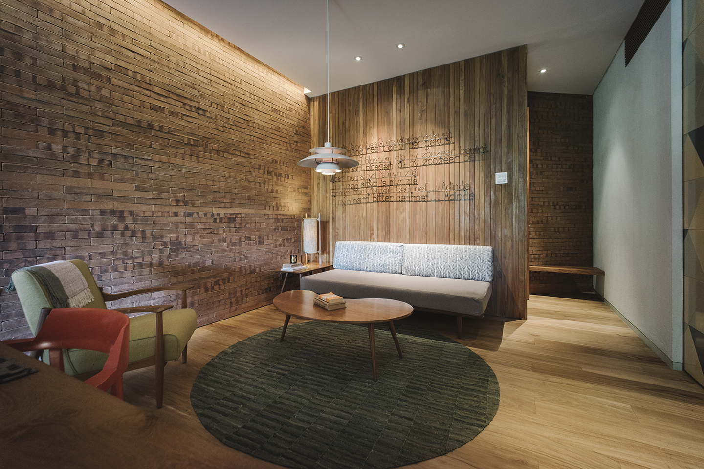 Mid century inspired katamama hotel to open next month in for Design hotel bali
