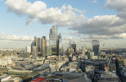 How London's skyline will change with 436 new tall buildings