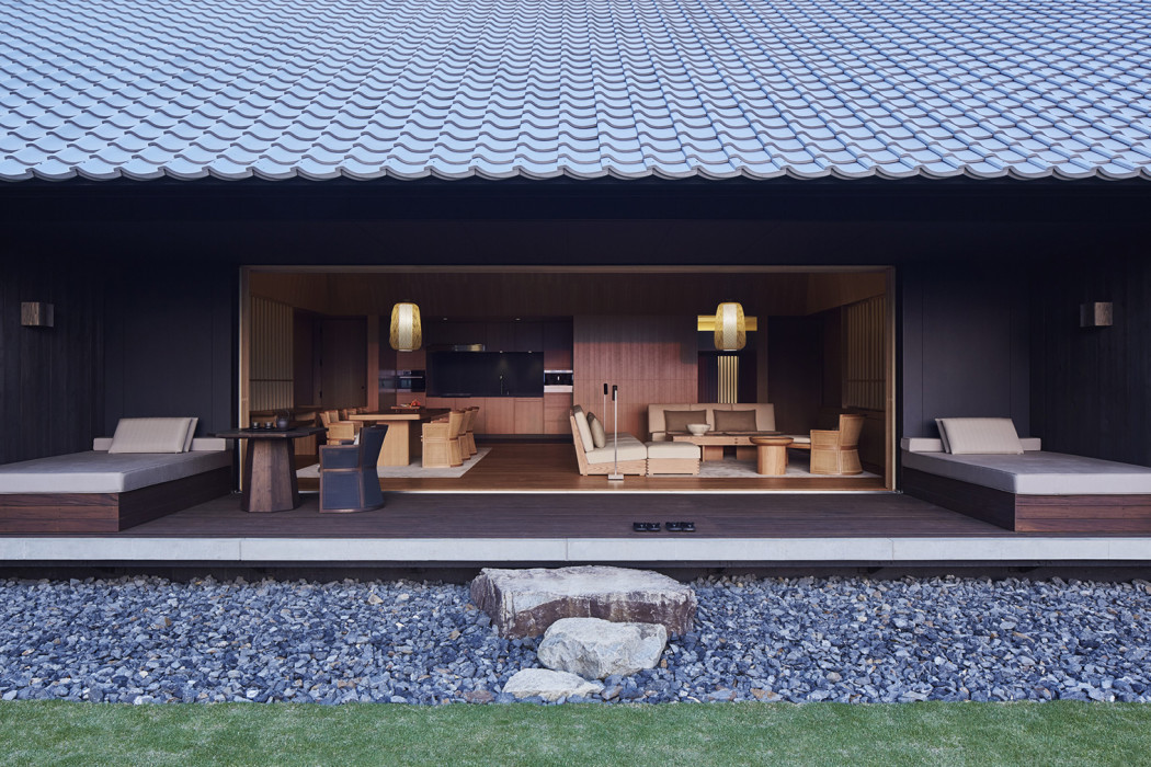 Amanemu is a contemporary take on traditional japanese hot for Top design hotels tokyo