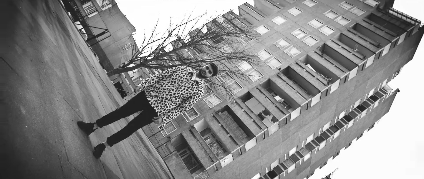 Electro Artist Xo Takes A Spin Around The Brutalist