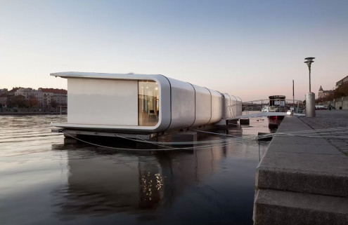 4 floating holiday homes to rent this summer