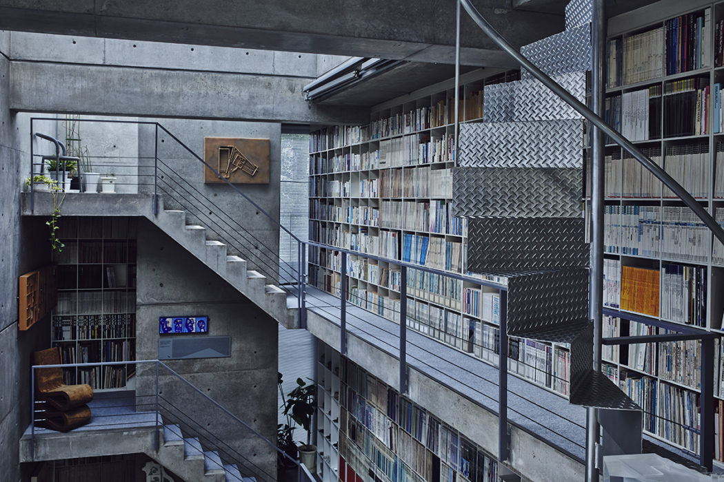Inside The Concrete Atelier Of Japanese Architect Tadao Ando