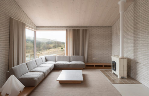 Rental of the week: a rural Welsh retreat designed by John Pawson