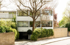 A midcentury home with a David Adjaye extension goes on sale in London