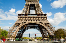 Fancy spending the night in the Eiffel Tower?
