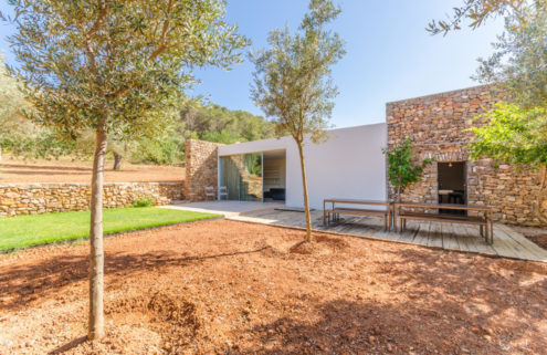 Property of the week: a restored finca in Ibiza