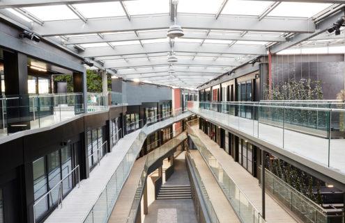 Designer Tom Dixon kits out new Camden co-working hub Atrium