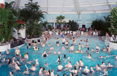 Massimo Vitali captures the architecture of leisure