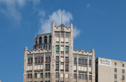 Detroit's Neo-gothic Metropolitan Building is becoming a hotel
