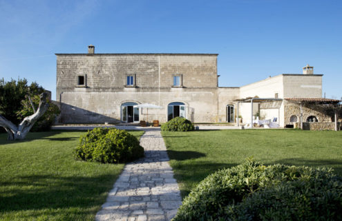 5 holiday rentals in Italy
