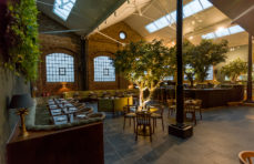 Greenery-filled Restaurant Ours opens in London's Kensington