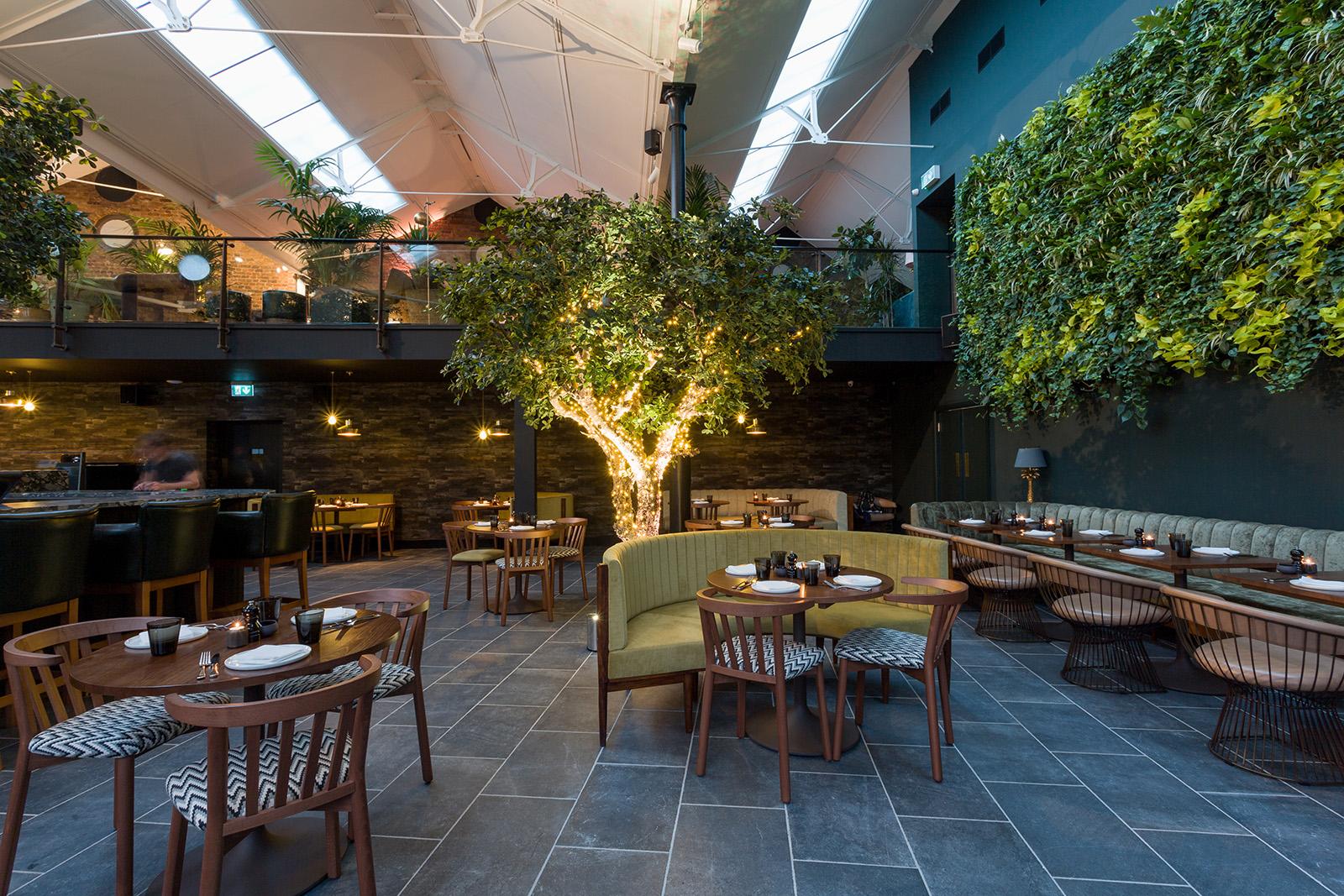 Contemporary British Restaurant London