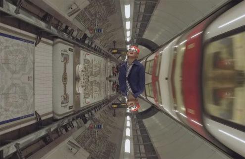 Singer Róisín Murphy roams London's changing cityscape in 'Ten Miles High' video