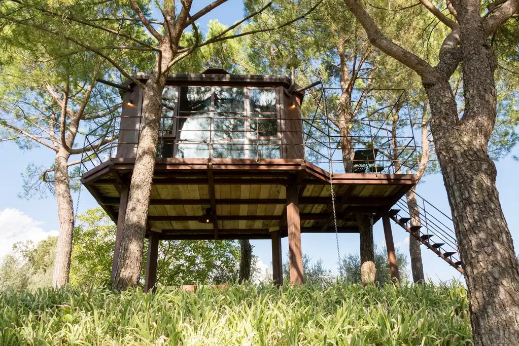 Casa Barthel Treehouse