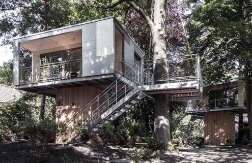 7 spectacular treehouses to stay in this summer