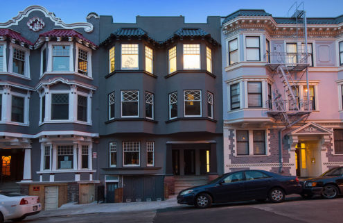 San Francisco apartment from Hitchcock's 'Vertigo' goes on sale