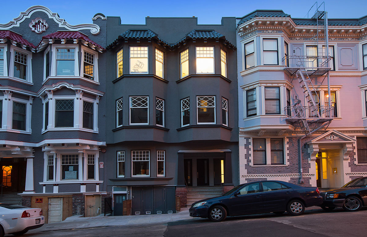 San Francisco Apartment From Hitchcock S Vertigo Goes On