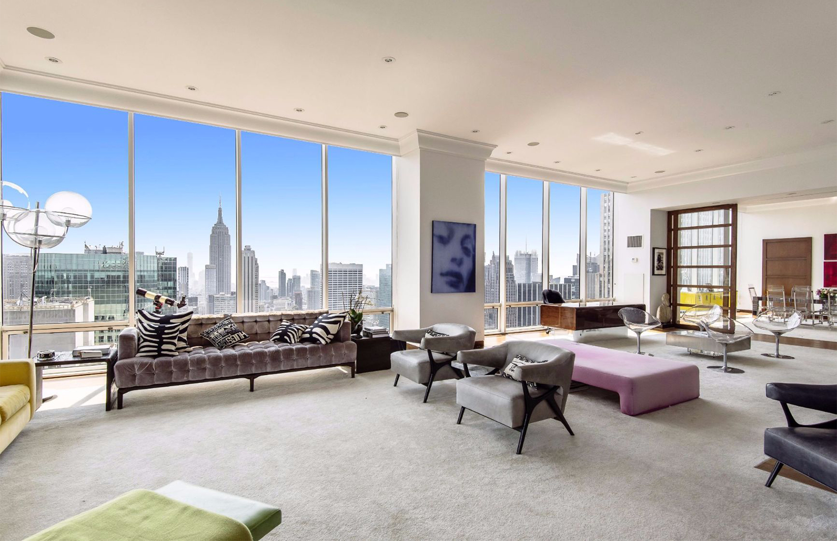 Gucci sisters slash price of manhattan penthouse but it for Penthouses manhattan for sale