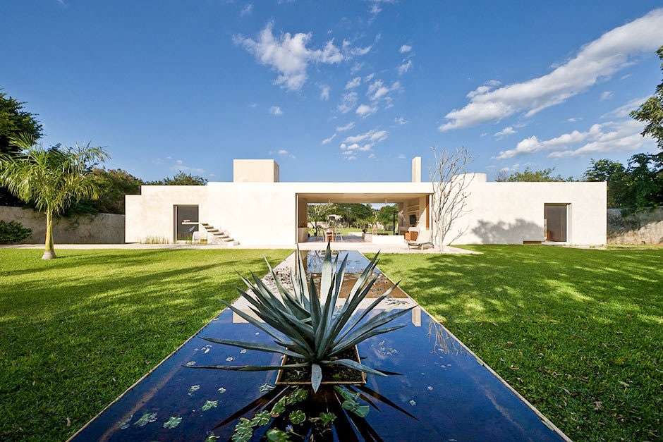 Sisal Residence, Mexico