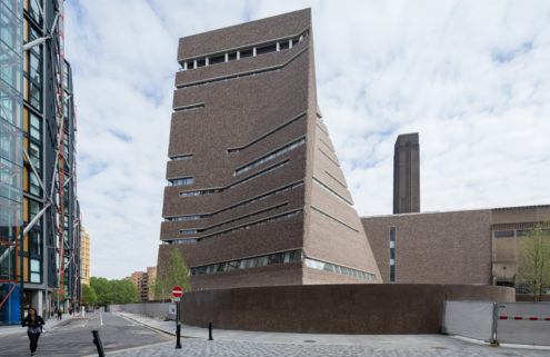 Tate Modern's Switch House extension takes the gallery into a bold new era