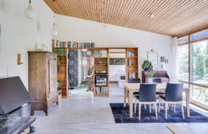 Property of the week: a villa by Swedish architect Bruno Mathsson