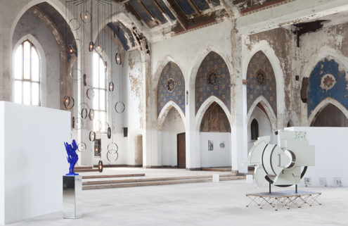 Detroit's revived Woods Cathedral becomes a culture hub