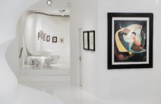 Zaha Hadid's last installation pays tribute to Dada artist Kurt Schwitters in Zurich