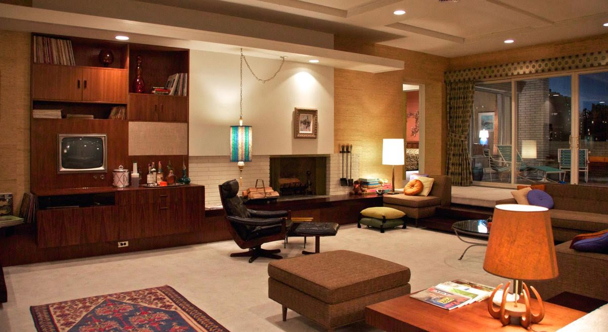 TV Show Homes We Wish We Lived In