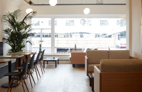 Air Space swaps shopping for co-working on London's Oxford Street